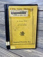 The Caune Mutiny Court Martial Herman Wouk 1955 Hardback Book