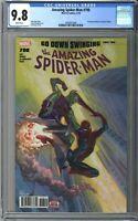 Amazing Spider-Man #798 CGC 9.8 ASM - Alex Ross, Dan Slott 1st App Norman Osborn