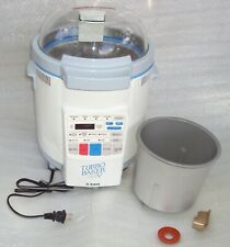 New listing Dak Turbo Baker V Bread Machine Model Fab-3000 - Clean & Working