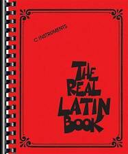 NEW The Real Latin Book: C Instruments