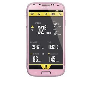 Topeak Ride Case für Samsung Galaxy S4 Pink ohne Halter Handy Tasche