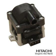 HITACHI Zündspule 2508419 für VW 86C POLO 80 T4 GOLF SEAT B4 AROSA IBIZA 100 3 4