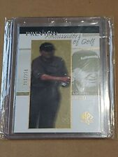 2001 Upper Deck SP Authentic Preview Gold /250 #56 Raymond Floyd AG