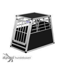 N32 Dog Transporting Box Gitterbox Aluminium Hundebox Alubox Autobox