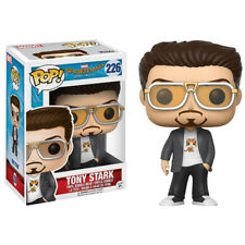 Funko POP Spider-Man Homecoming TONY STARK #226 Vinyl Bobble- Head Action Figure