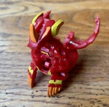 Bakugan Helix Dragonoid Red Pyrus Gundalian Invaders DNA 600G