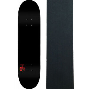 "Powell Mini Logo Skateboard Complete K20 Poison Black Widow Red 7.75/"" x 31.08/"""
