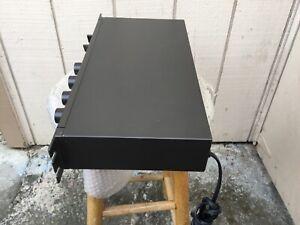 David Hafler Model 110 Stereo Preamplifier