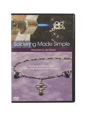 Soldering Made Simple, by Joe Silvera, DVD | PUB-545.00
