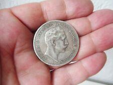 schöne, alte Münze , 5 Mark , Preussen ( Preußen ) , 1893  A    !
