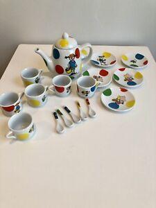 Pippi Longstocking Children's Tea Set By Micki