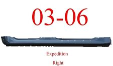 03 06 Ford Expedition Right Extended Rocker Panel 1984-110