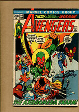 Avengers #96 - Neal Adams Signed - 1972 (Graded 6.0) WH