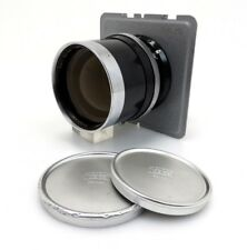 Linhof Carl Zeiss Nr 3841481 Sonnar 250mm f5,6 auf Plaubel Platine jh038