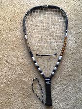 "Head Liquidmetal IGS 175g Racquetball Racquet 3 5/8"" Grip + Overwrap"