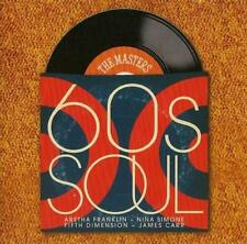 THE MASTERS 60s SOUL Various Artists NEW CLASSIC SOUL CD (Sony/BMG) R&B