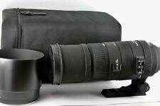 Sigma 150-500mm F/5-6.3 APO HSM DG OS Camera Lens Nikon Fit