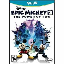 Epic Mickey 2: The Power of Two (Wii U, 2012)
