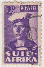 (RSA257)1942 South Africa 2d violet Sailor(SUID) (A)