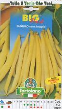 FAGIOLO NANO BERGGOLD BIG PACK - SEMI ORTICOLI -