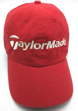 TAYLORMADE red adjustable cap / hat - golf