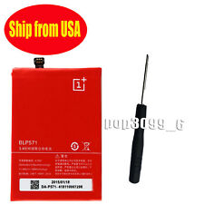 Brand new Battery For ONEPLUS ONE Plus 1+ A0001 US + Free Tools 3100mAh BLP571