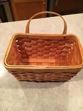 Country Woven Baskets The Grand Basket gently used