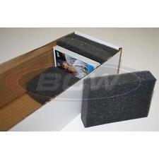 100 BCW Foam Monster Jam Pads for Baseball Trading Card Storage Boxes
