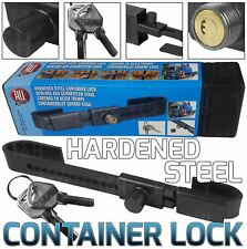 Hardened Steel Shipping Container Security Lock Adjustable Door Padlock 22 -40cm