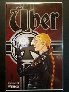 """Uber: Special #1 NM (Avatar,2014) """"Raw Power"""" The Battle of The Spree Forest!"""