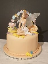 Cake Toppers Fairy Elf Wedding Birthday Cake Decorations Gift Toy 'UK seller'