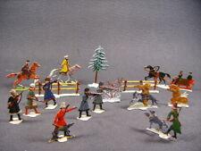 Figurines plats d'etain tin flat figures zinnfiguren-flachfiguren nicolas II
