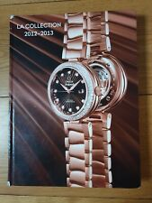 VERY RARE Omega Dealers 2012/13 LA Collection Book - GREAT REFERENCE BOOK