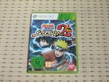 Naruto Shippuden Ultimate Ninja Storm 2 für XBOX 360 XBOX360 *OVP*
