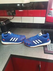 Adidas Responce + Boost Trainers Size Uk 8