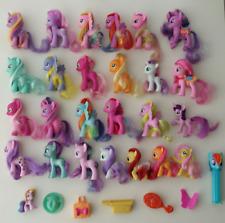 My Little Pony lot G4 rare Rainbow Flash, Daisy Dreams, Feathermay, Lulu Luck...