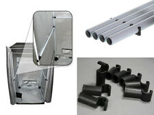 Homebox 16mm 80cm Side Grow Tent Support / Roof Poles Bars Mounting Rods SP80FP