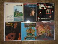 Deutsche Grammophon & Moreclassical vinyl collection:choose 3 for 12.99 free p&p