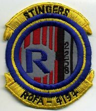 B5  Babylon 5 Stingers Embroidered Squadron Patch