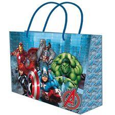Avengers Borsa Busta Regalo in Carta Lucida Grande XXL 70 x 50 cm Sacchetto