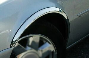BMW 5 E39 Chrome wheel arch trims 4pcs front rear wing styling kit easyfit 95-03