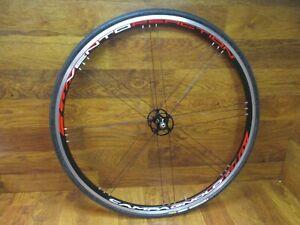Campognolo Front Bike Wheel 700c 20mm 190OLW Wolber Rim Campy Hub Presta Charity