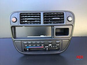 1996-1998 Honda Civic OEM Center Dash Climate Control AC AirVent Radio Bezell
