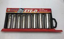 "NAPA Eye-D 3/8"" Dr. 8 Pc. Deep Socket Set SAE - USA"