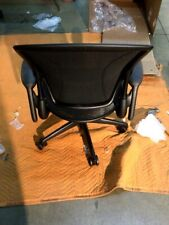New listing Humanscale World One Chair Open Box New item with loose arm