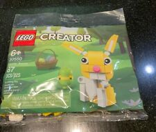 Lego Creator Easter Bunny 30550 New for 2020 Sealed Poly bag Holiday Eggs