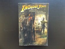 | @Oz |  INDIANA JONES and the Pyramid of the Sorcerer #1 By Ryder Windham, 2009