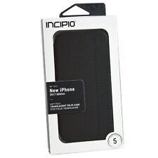 Incipio NGP Folio Wallet Case For iPhone X XS Translucent IPH-1648-CLR