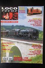 MODELISME FERROVIAIRE TRAIN MAGAZINE LOCO REVUE N° 627 de 1999