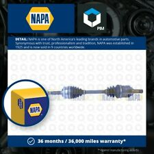 Drive Shaft fits OPEL COMBO Front Left 1.6 1.3D 1.7D 2001 on Driveshaft NAPA New